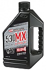 MAXIMA 530MX 100% SYNTHETIC 4T RACING ENGINE OIL - MX/OFFROAD