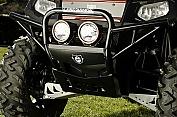 Front Bumper Black