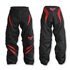 Kalhoty Access 600D černo/červené