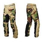 Kalhoty style Marine/A černo/zelené