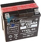 Baterie YUASA YTX5L-BS 4 Ah