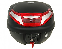 box E 30N Tour GIVI černý, objem 30 litrů