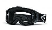 Smith brýle Intake Enduro Black, s dvojitým plexi a Anti-Fog