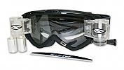 Smith brýle Intake Race Pack Series, F. A. T. 2- s rolnami, černé