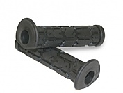 ROGUE ATV grips 130 mm BLACK