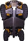Kompletní kryt podvozku na CanAm Outlander 800 X-MR 2011