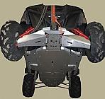 Kompletní kryt podvozku na Polaris RZR 900 XP 2011